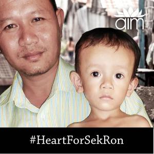 Heart for Sek Ron