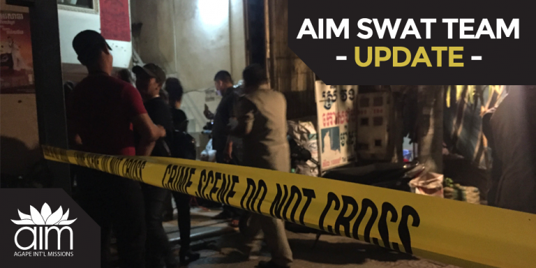 AIM SWAT Team Updates