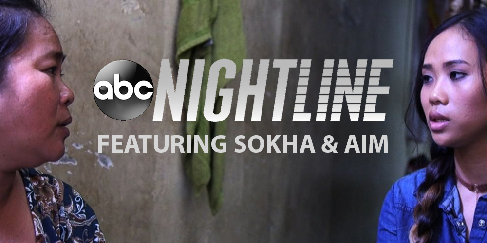 ABC Nightline Special Highlights Sokha And AIM